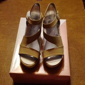 NIB Fergalicious sandals